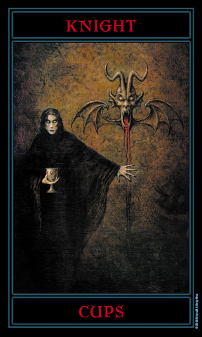 The Gothic Tarot by Joseph Vargo