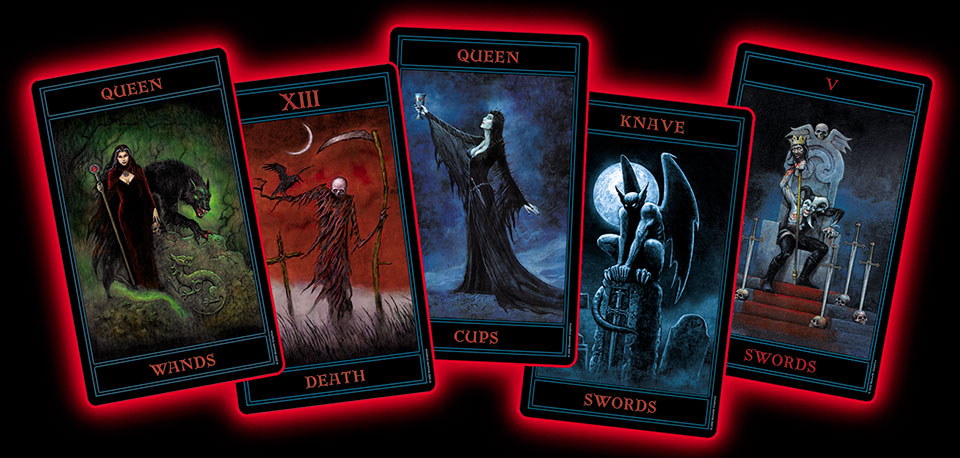 The Gothic Tarot