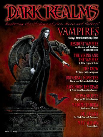 A Heros Death: Aris Crow Vampire Legend