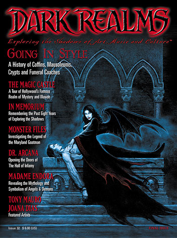 Dark Realms Magazine