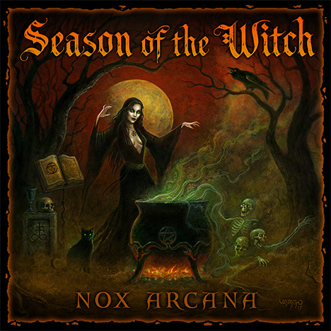 Season of the Witch - Halloween Music by Nox Arcana