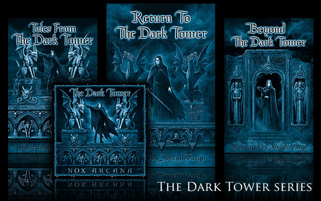 The Dark Tower series by Joseph Vargo